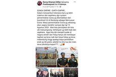 Heboh Sunda Empire, Klaim Pemerintahan Dunia Berakhir 15 Agustus 2020