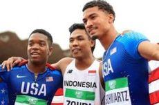 Zohri, Sang Juara Dunia Lari U-20, Pergi ke Sekolah Telanjang Kaki karena Tak Punya Uang (2)