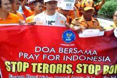 Pemuda Lintas Agama di Sukoharjo Menolak Terorisme