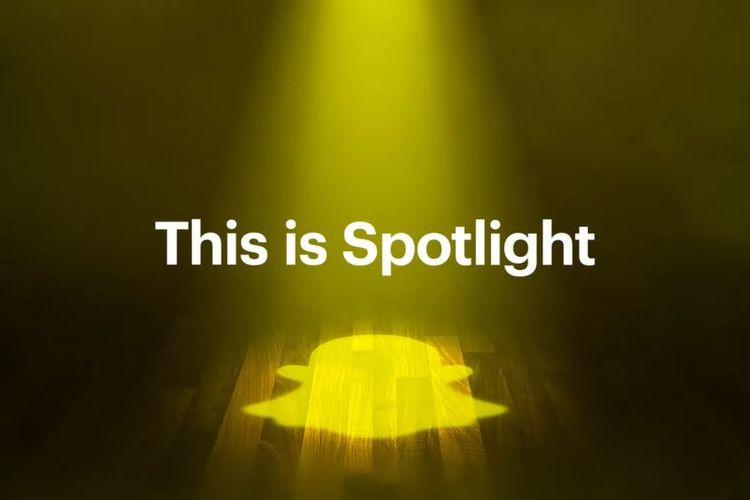 Snapchat Perkenalkan Spotlight, Fitur Video Pendek Mirip TikTok