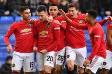 Piala FA, 5 Fakta Menarik dari Laga Tranmere Vs Man United