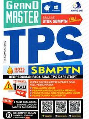 Grand Master TPS SBMPTN Hots All Item oleh Tim Kompas Ilmu