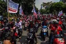 Antisipasi Demo, Ini Rekayasa Pengalihan Arus Lalu Lintas di Jakarta