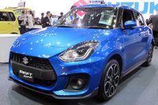 Menu Lezat Suzuki di Tokyo Motor Show 2017