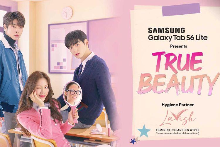 Drama korea True Beauty tayang secara eksklusif di Viu.