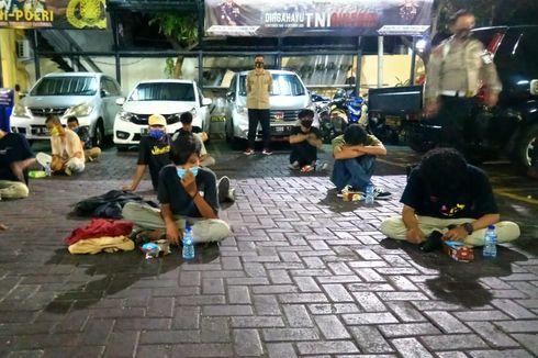 Polisi Tangkap 27 Pelajar di Jakbar yang Hendak Ikut Demo, hingga Malam Ini Belum Dipulangkan
