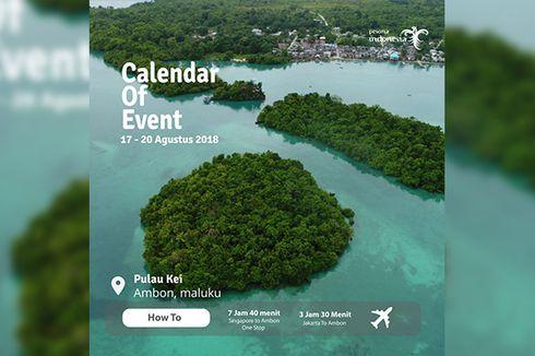 Festival Teluk Ambon 2018 Bertabur Hadiah