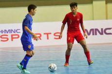 Gagal ke Final, Pelatih Timnas Futsal Tetap Apresiasi Pemain