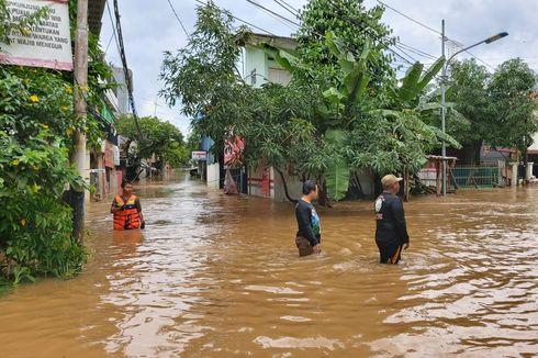 Berkat Bunyi Toa, Warga Cipinang Melayu Lebih Siap Hadapi Banjir
