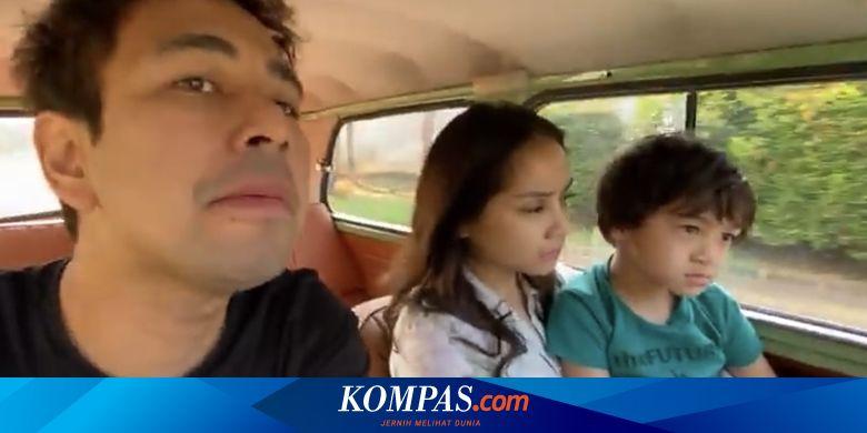 Nagita Slavina Kesal Raffi Ahmad Hamburkan Uang Rp 700 Juta untuk Mobil Klasik