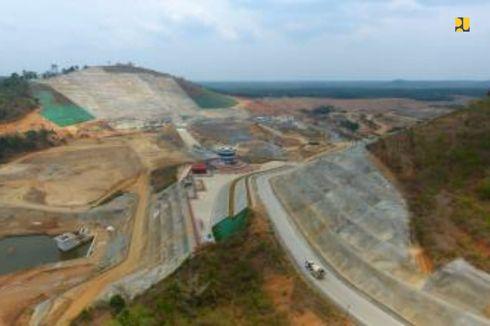 Waskita Karya Garap 3 Proyek Infrastruktur Pengairan Baru