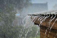 BMKG: Siang hingga Malam, Mayoritas Jabodetabek Diguyur Hujan