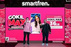 Paket Data Gokil Max Smartfren Harga Mulai Rp 30.000