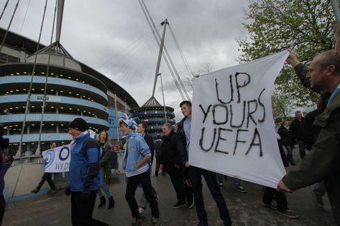 Sejak 2014, Manchester City Sudah Bermasalah dengan Financial Fair Play