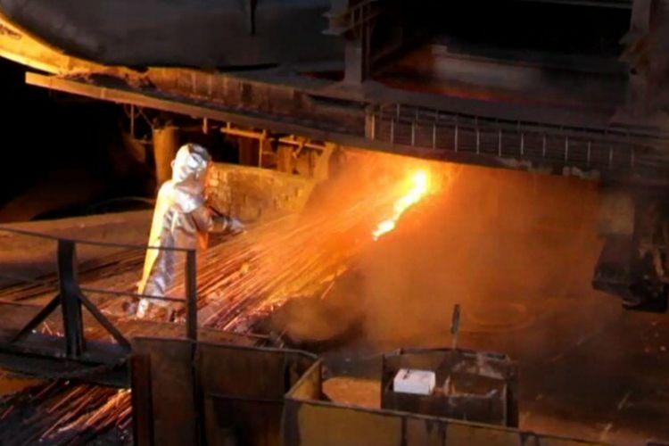 Ilustrasi smelter