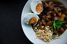 Resep Rawon Daging Sapi khas Jawa Timur, Pakai Sambal Terasi