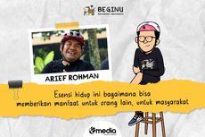 Arief Rohman dan Ajakan kepada Diaspora untuk Membangun Blora
