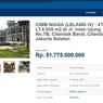 Rumah Mewah di Jakarta Ini Dilelang Online, Harga Mulai Rp 51,7 Miliar