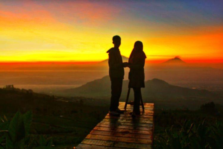 Mangli Sky View di Magelang