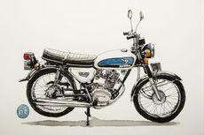 Honda CB Gelatik, Motor Incaran dari Dilan Sampai Kolektor