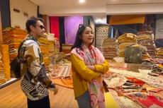 Pertama Kalinya, Nagita Slavina Disepelekan Pedagang Karpet di Luar Negeri