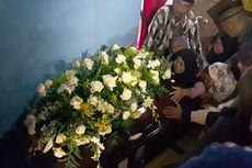 Duka Pemakaman Pramugari Lion Air di Madiun,