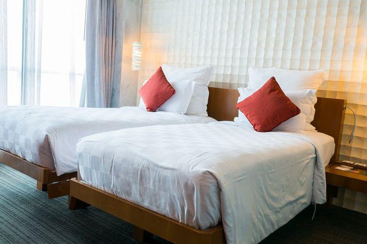 Ilustrasi hotel.