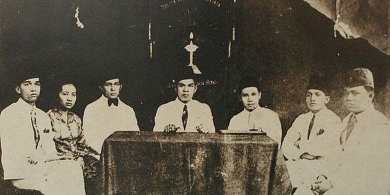 Jong Sumatranen Bond: Latar Belakang, Pertentangan, dan Tokoh