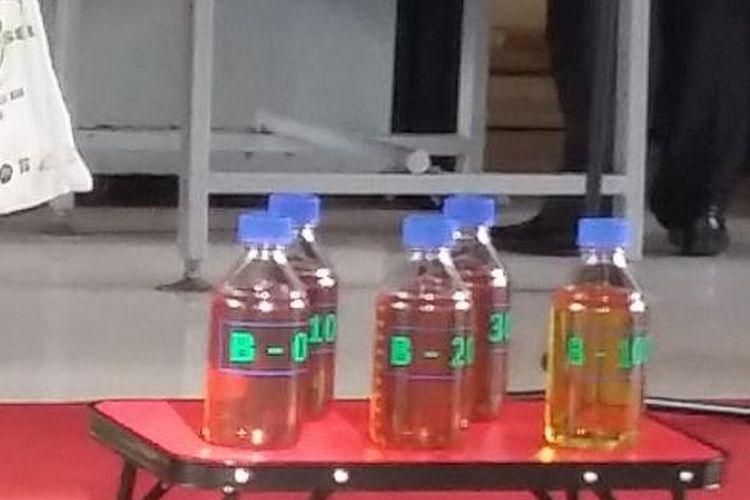 Contoh Biodiesel