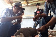 Bentuk Arca di Pinrang Dianggap Tak Biasa, Arkeolog Sulsel Lakukan Pemeriksaan