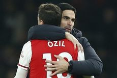 Mesut Oezil Didepak dari Arsenal, Sang Agen 'Semprot' Mikel Arteta
