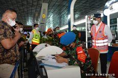 Menhub Sebut Penumpang Pesawat di Bandara Soekarno-Hatta Turun 90 Persen