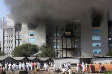 Pabrik Vaksin Covid-19 Terbesar di Dunia Terbakar, 5 Orang Tewas