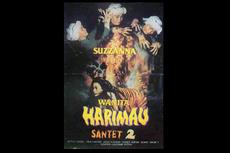 Suzzanna Kembali Menebar Teror dalam Film Santet 2: Wanita Harimau