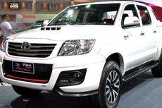 Toyota Hilux TRD Sportivo Meluncur di Malaysia
