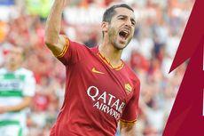 AS Roma Vs Sassuolo, Henrikh Mkhitaryan Jadi Bintang pada Laga Debut