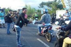 Peduli Bocah Angeline, Brosur Disebar di Seputar Kota Denpasar
