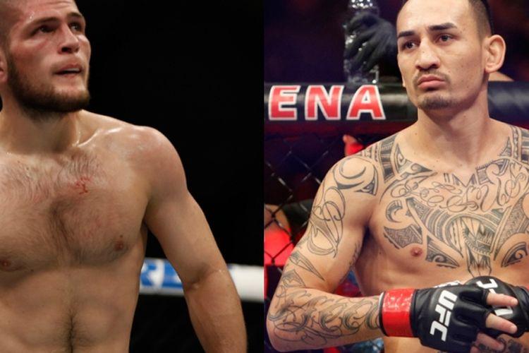 Juara kelas bulu UFC, Max Holloway akan menggantikan Tony Ferguson menghadapi  Khabib Nurmagomedov dalam perebutan gelar juara kelas ringan UFC 223 di New York, Sabtu ini.
