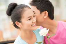 Jatuh Cinta Juga Berpengaruh pada Sistem Kekebalan Tubuh Wanita