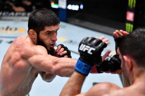 Update Ranking Kelas Ringan UFC: Islam Makhachev Meroket, Salip McGregor