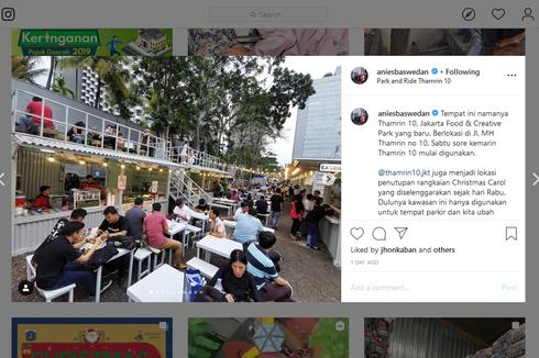 Kartu JakCard dan Jaklingko Bisa Dipakai untuk Transaksi di Kawasan Kuliner Thamrin 10