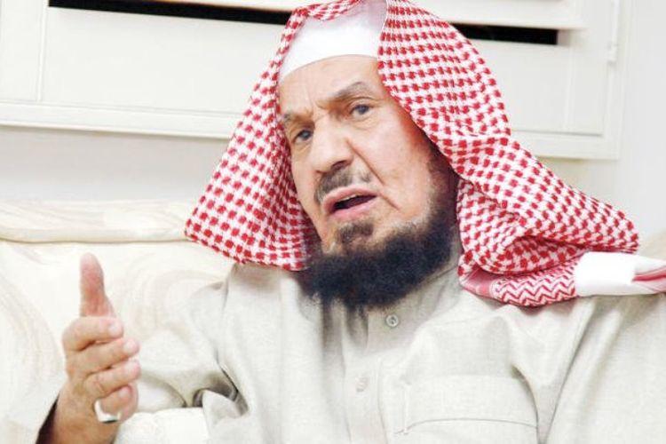 Ulama Arab Saudi, Abdullah bin Sulaiman al-Manea.