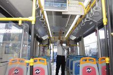 Bus Transjakarta Zhongtong yang Sempat Dikandangkan Kini Beroperasi Lagi