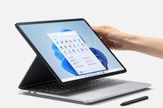 Microsoft Surface Laptop Studio dan Surface Pro 8 Meluncur, Ini Harganya
