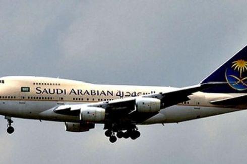 Per 10 Juli 2017, Saudi Arabian Airlines