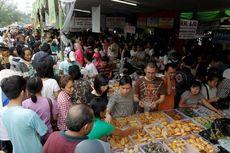 Pemprov DKI Diminta Tertibkan Pasar Kaget Ramadhan
