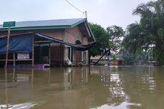 Dampak Banjir Riau yang Tak Kunjung Surut, 1.276 Warga Terserang Penyakit