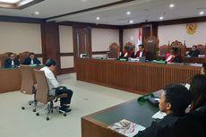 Mantan Anggota DPR dari Fraksi PAN Sukiman Dituntut 8 Tahun Penjara