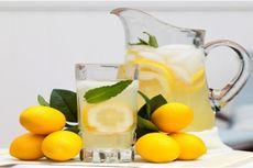 Efek Samping Terlalu Banyak Minum Air Lemon