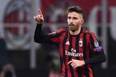 Ibrahimovic Datang, AC Milan Resmi Lepas Satu Penyerangnya